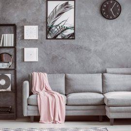 Rarni Quilt Cover Set – Steel Grey